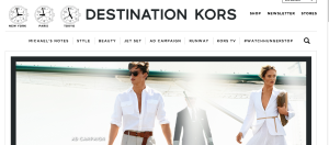 Destination Michael Kors